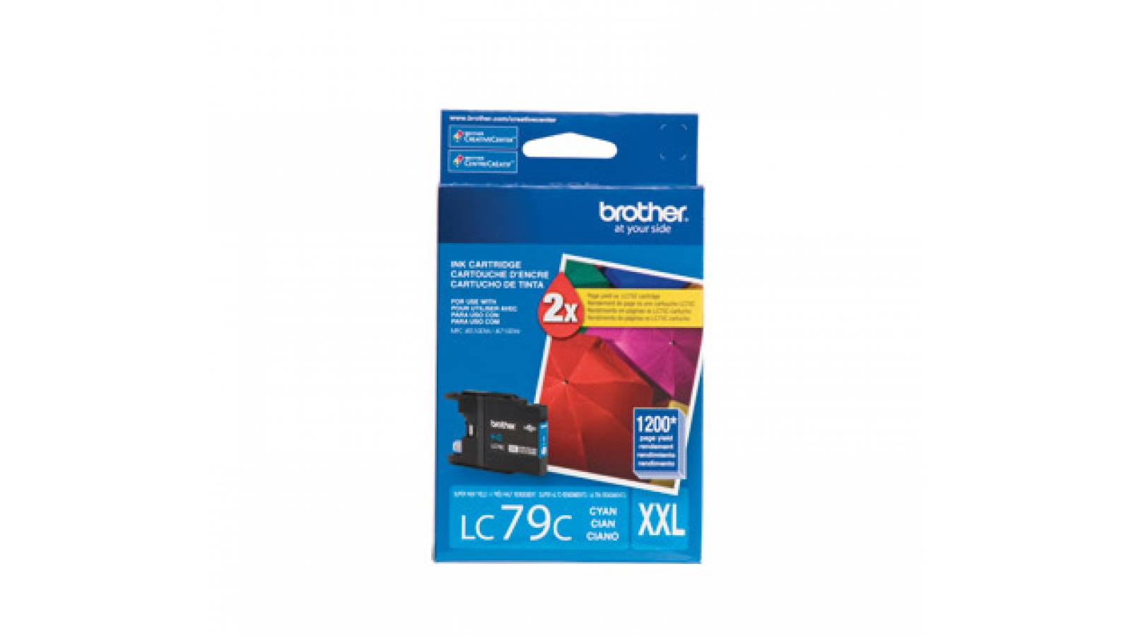 Cartucho de tinta Brother LC-79C