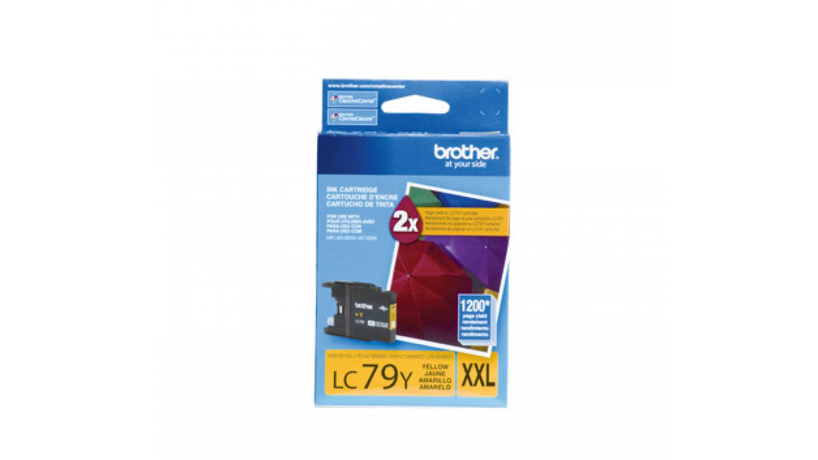 Cartucho de tinta Brother LC-79Y