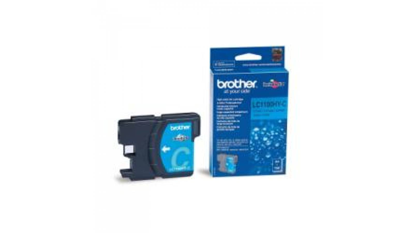 Cartucho de tinta Brother LC-1100HYC