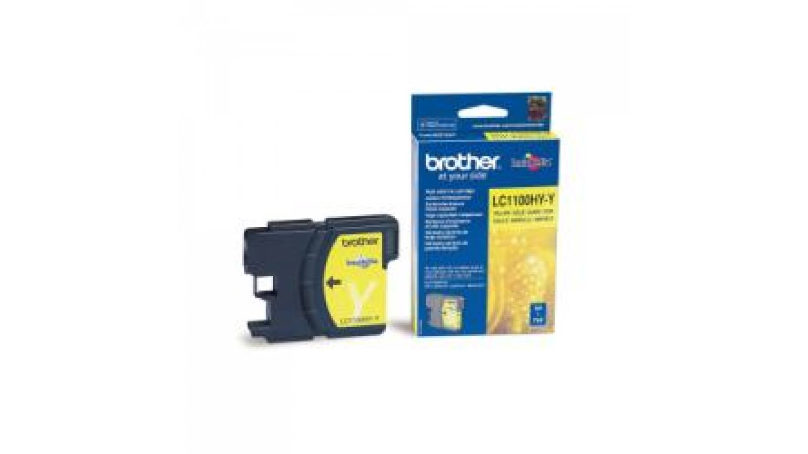 Cartucho de tinta Brother LC-1100HYY