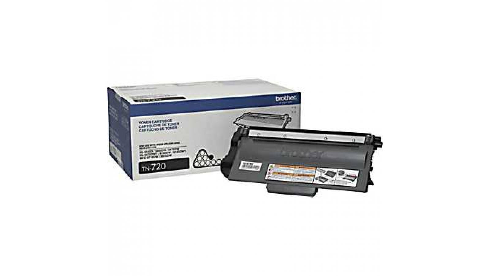 Toner Original Brother TN-720