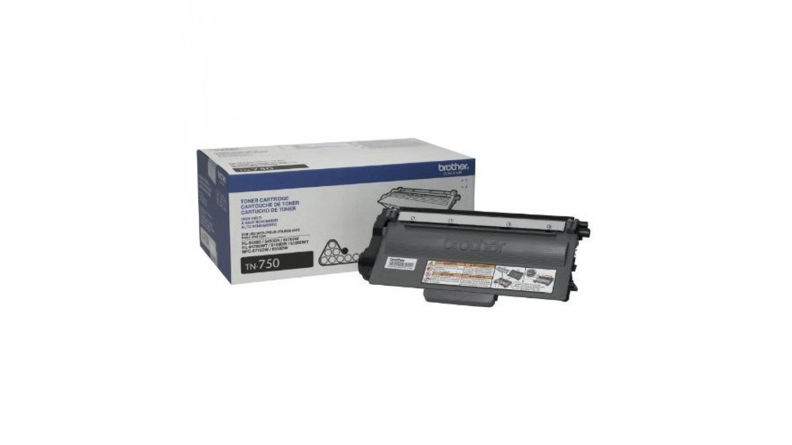 Toner Original Brother  TN-750