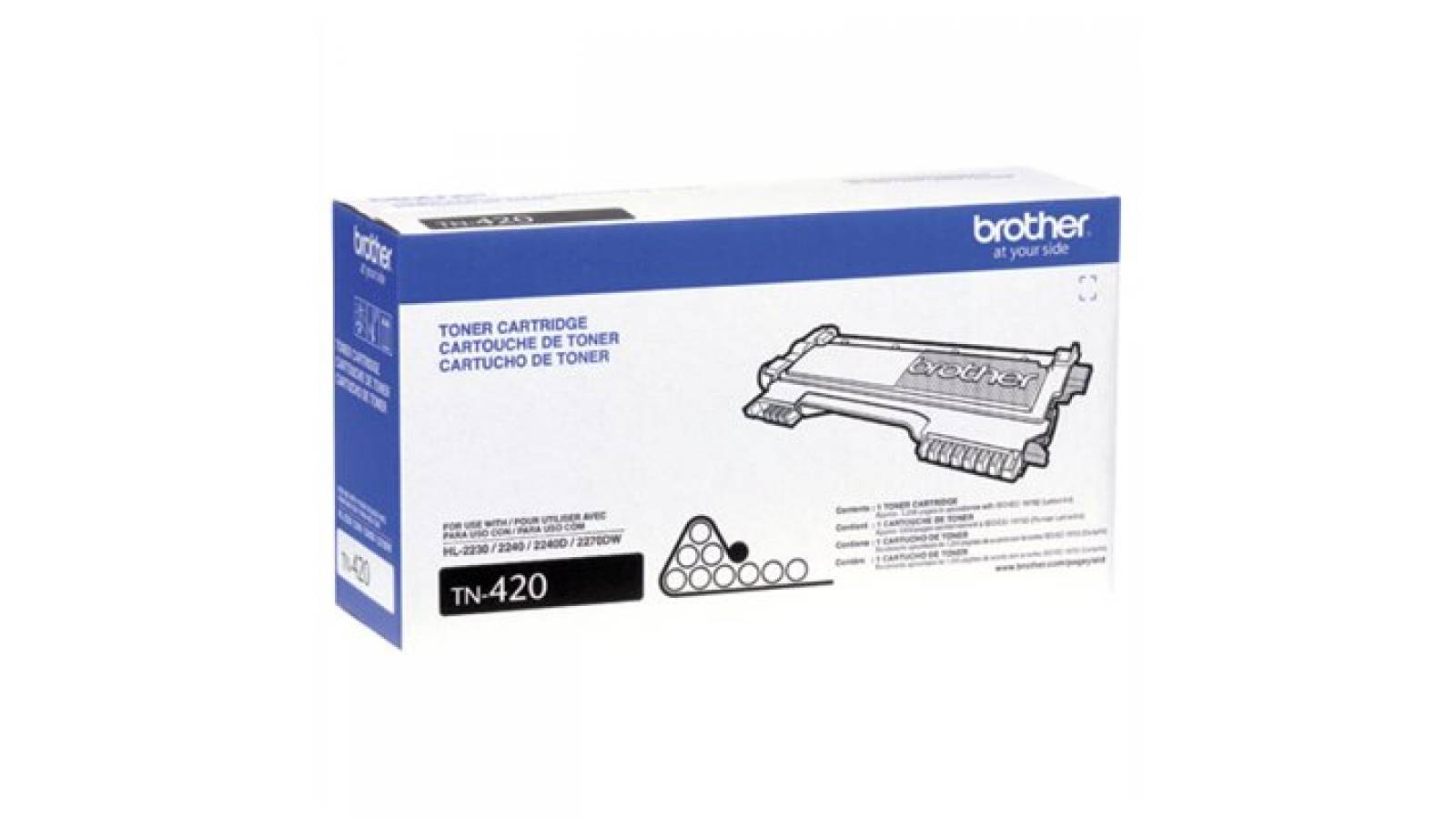 Toner Original Brother TN-420