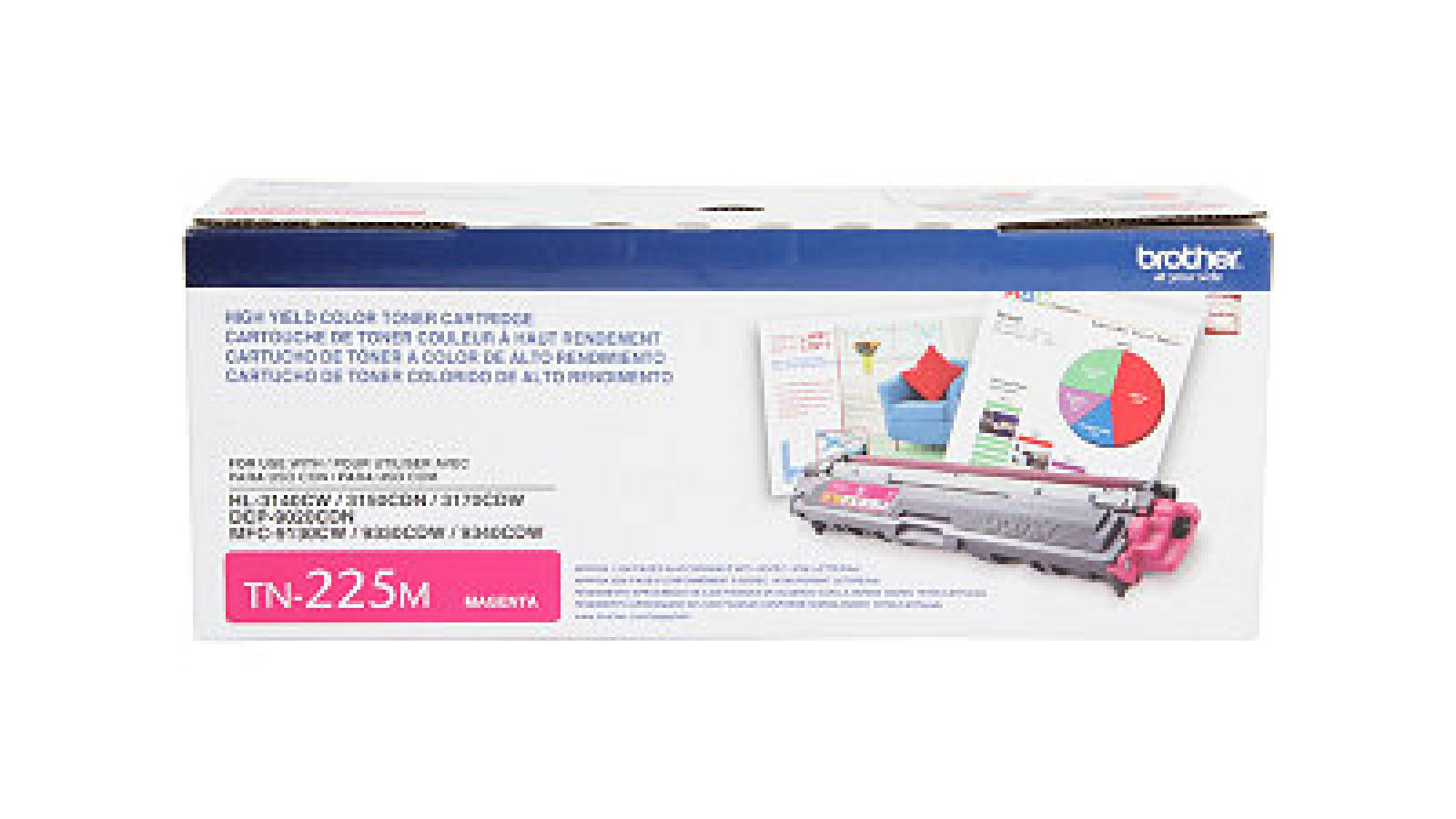 Toner Brother TN-225M