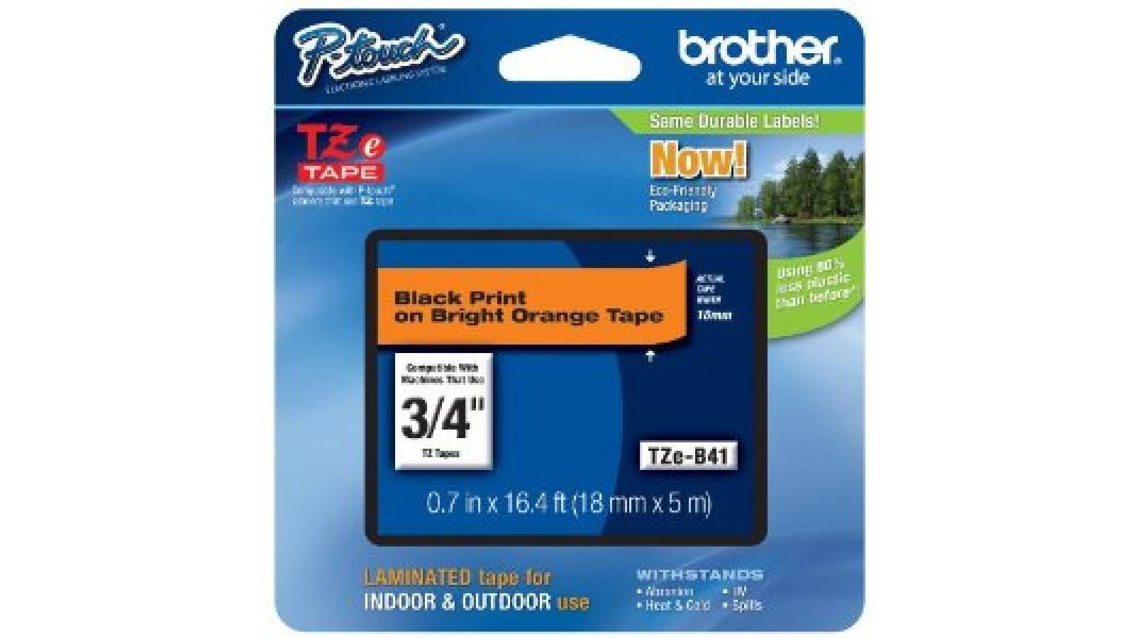 Cinta Brother TZe-B41