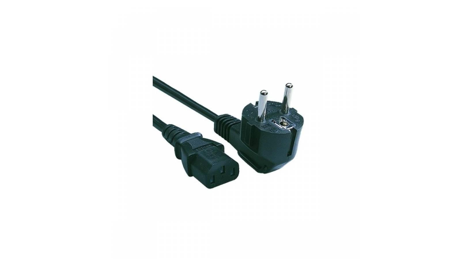 Cable Shucko para impresora/ multifuncional