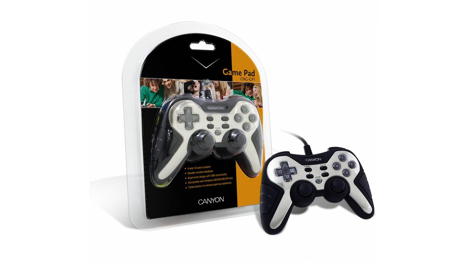 Game Pad Canyon CNG-GP01N