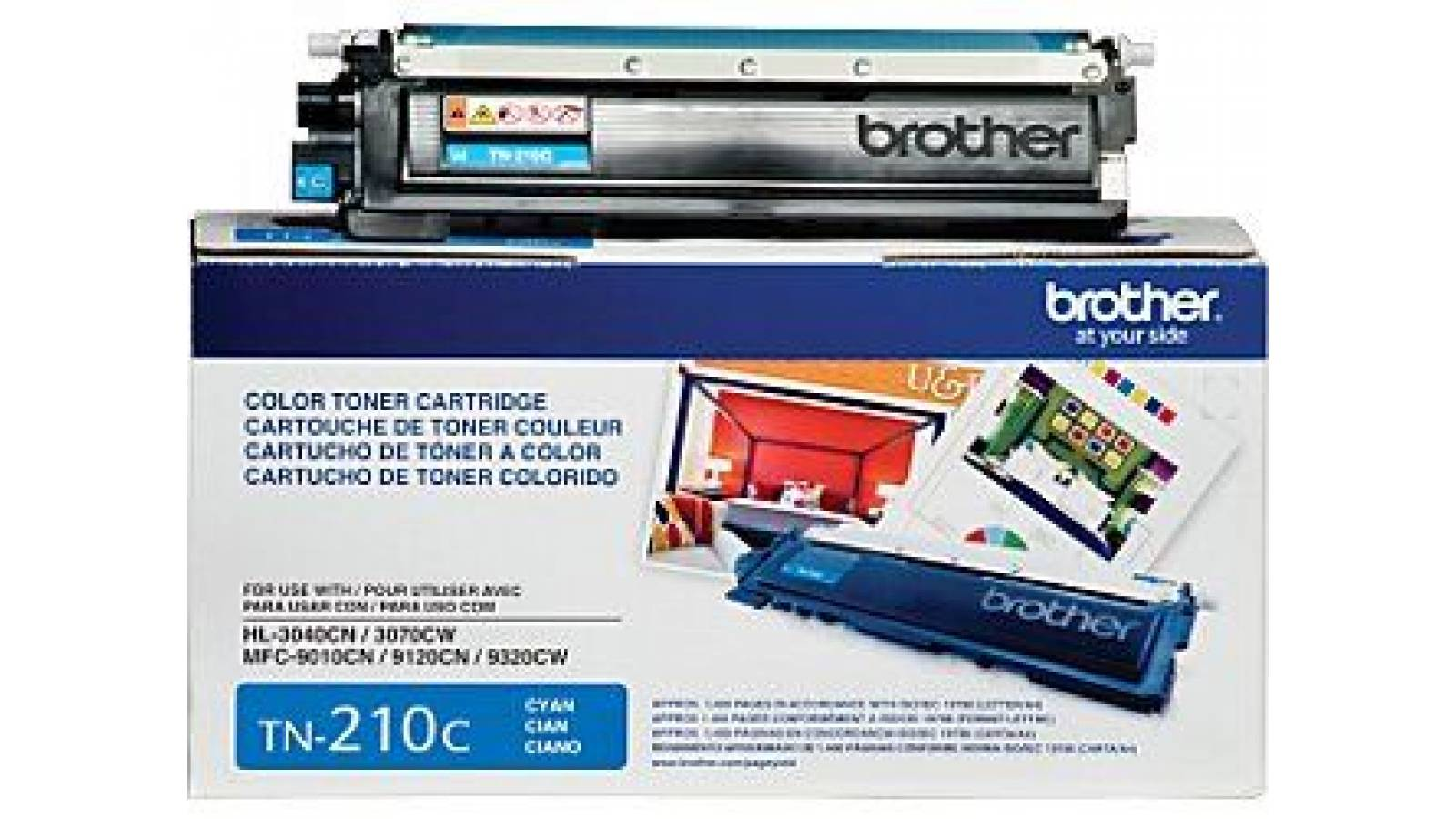 Toner Brother TN-210C