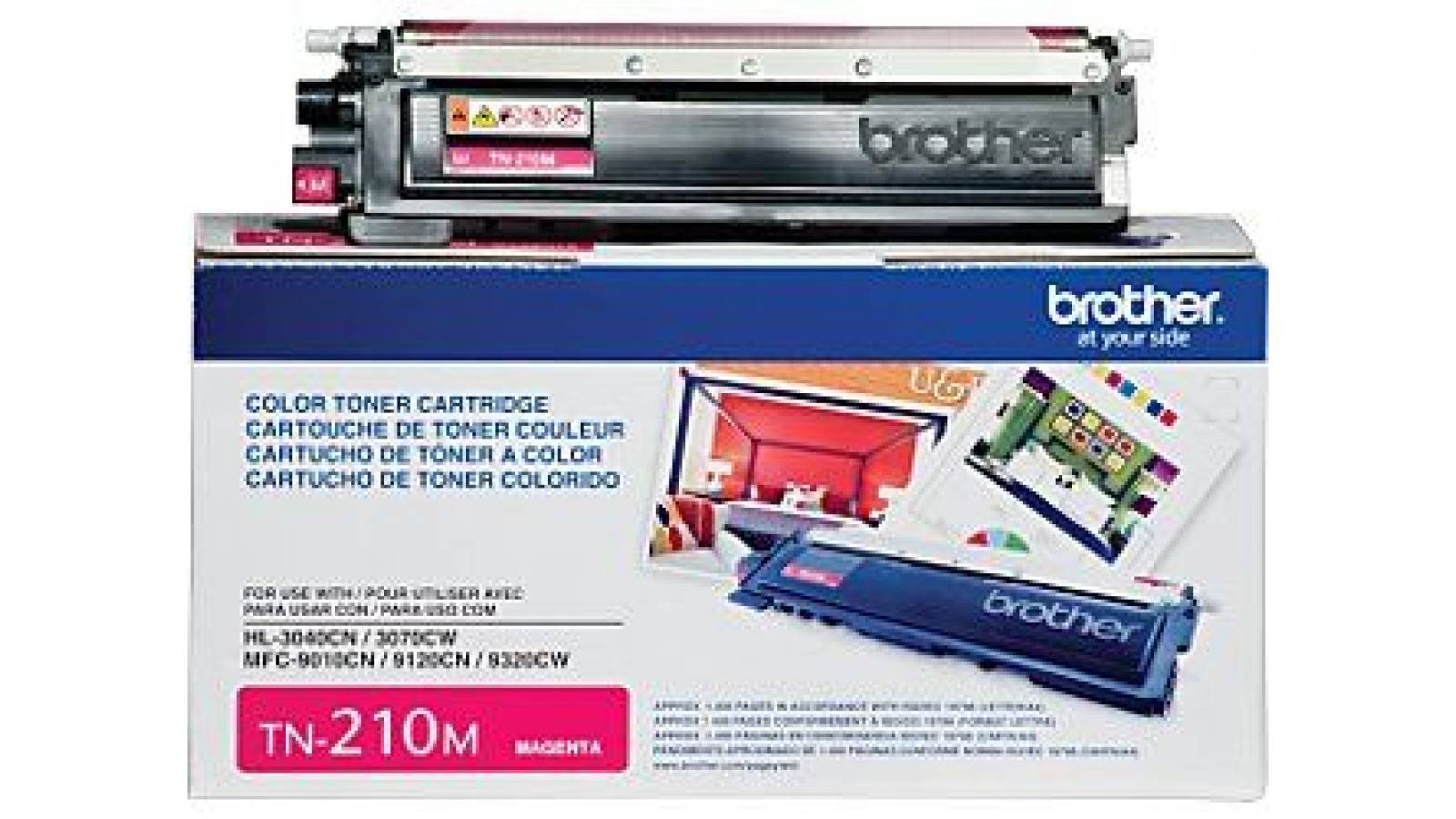 Toner Brother TN-210M