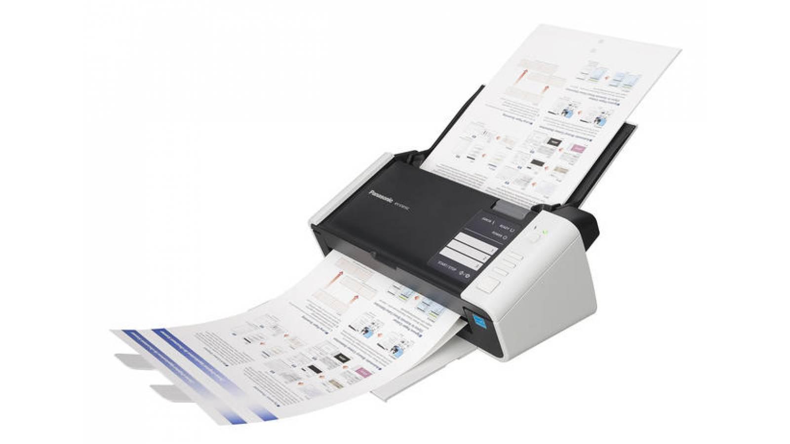 Escáner Panasonic KV-S1015C-X