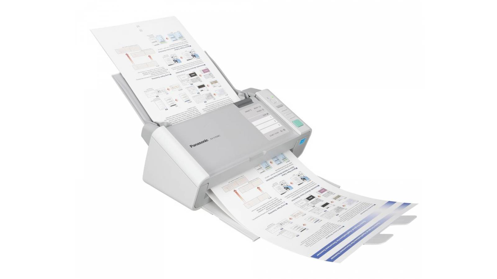 Escáner Panasonic KV-S1026C-X