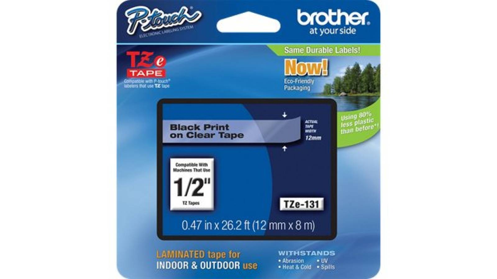 Cinta Brother TZ-131