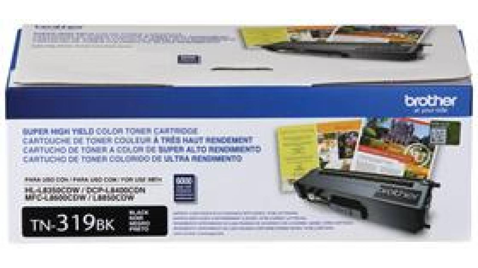 Toner Brother TN-319BK