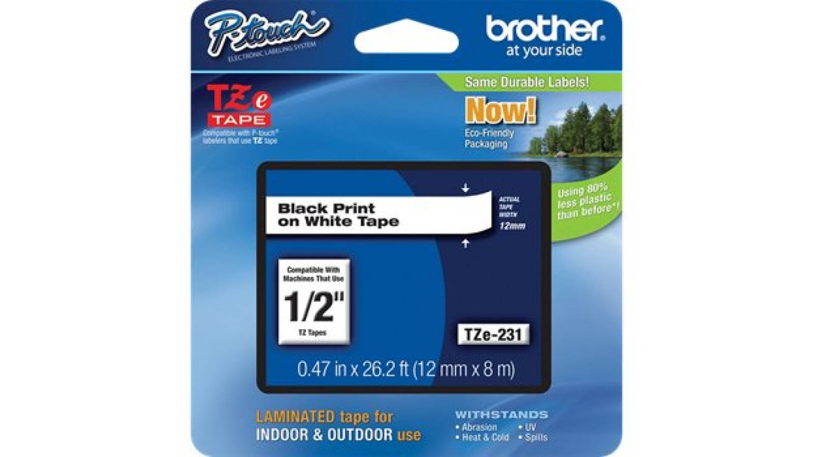 Cinta Brother TZe-231