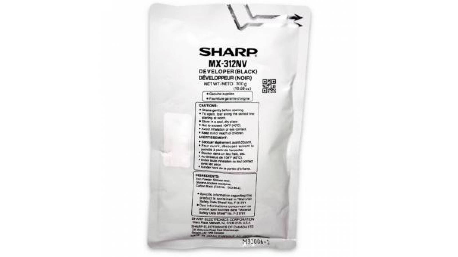 Revelador SHARP - MX-264N  MX-M260  MX-M310  MX-M314N  MX-M3