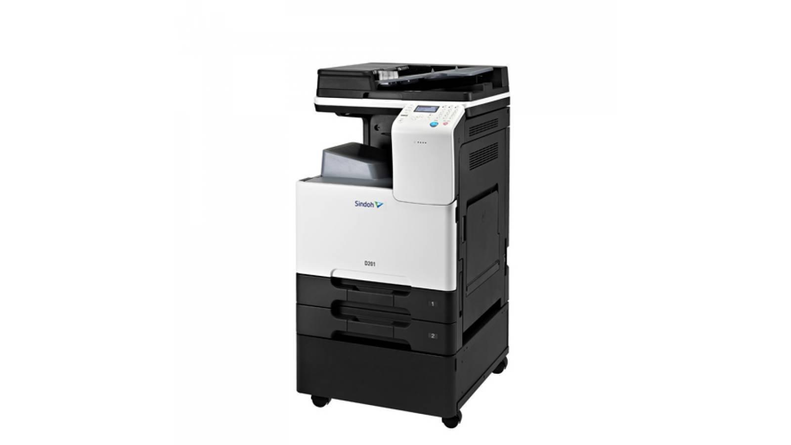 Multifuncional laser color A3 Sindoh D201