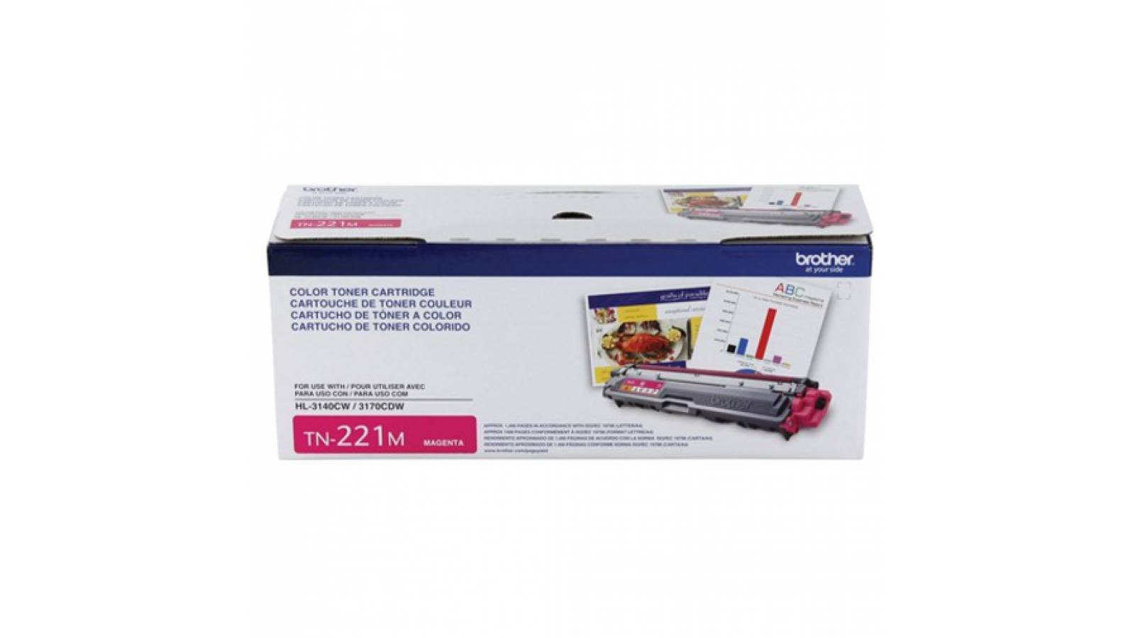 Toner Brother TN-221 Magenta