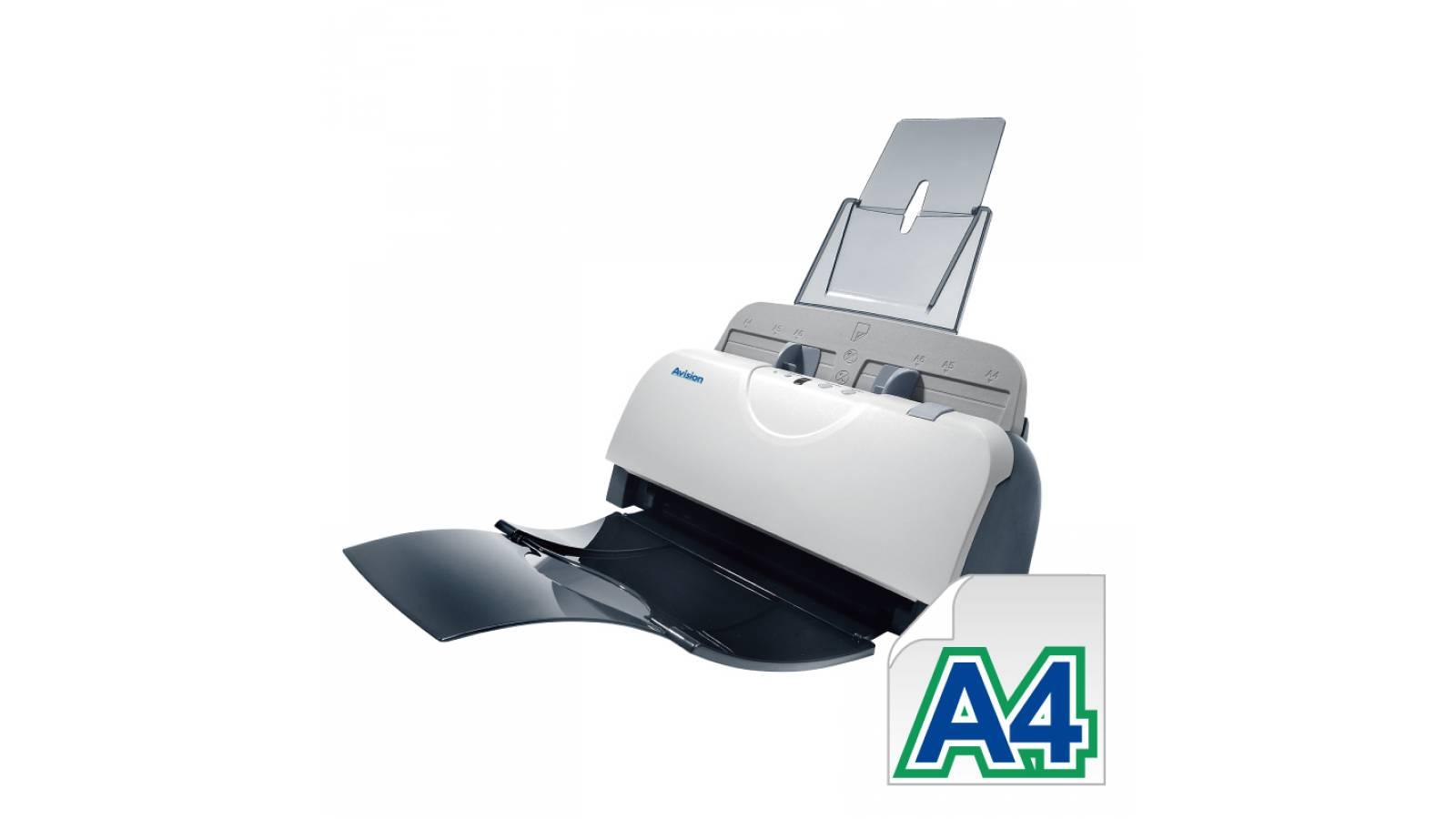 Escáner Avision AD-125