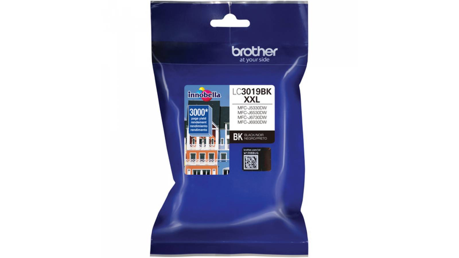 Tinta Brother Original LC-3019BK