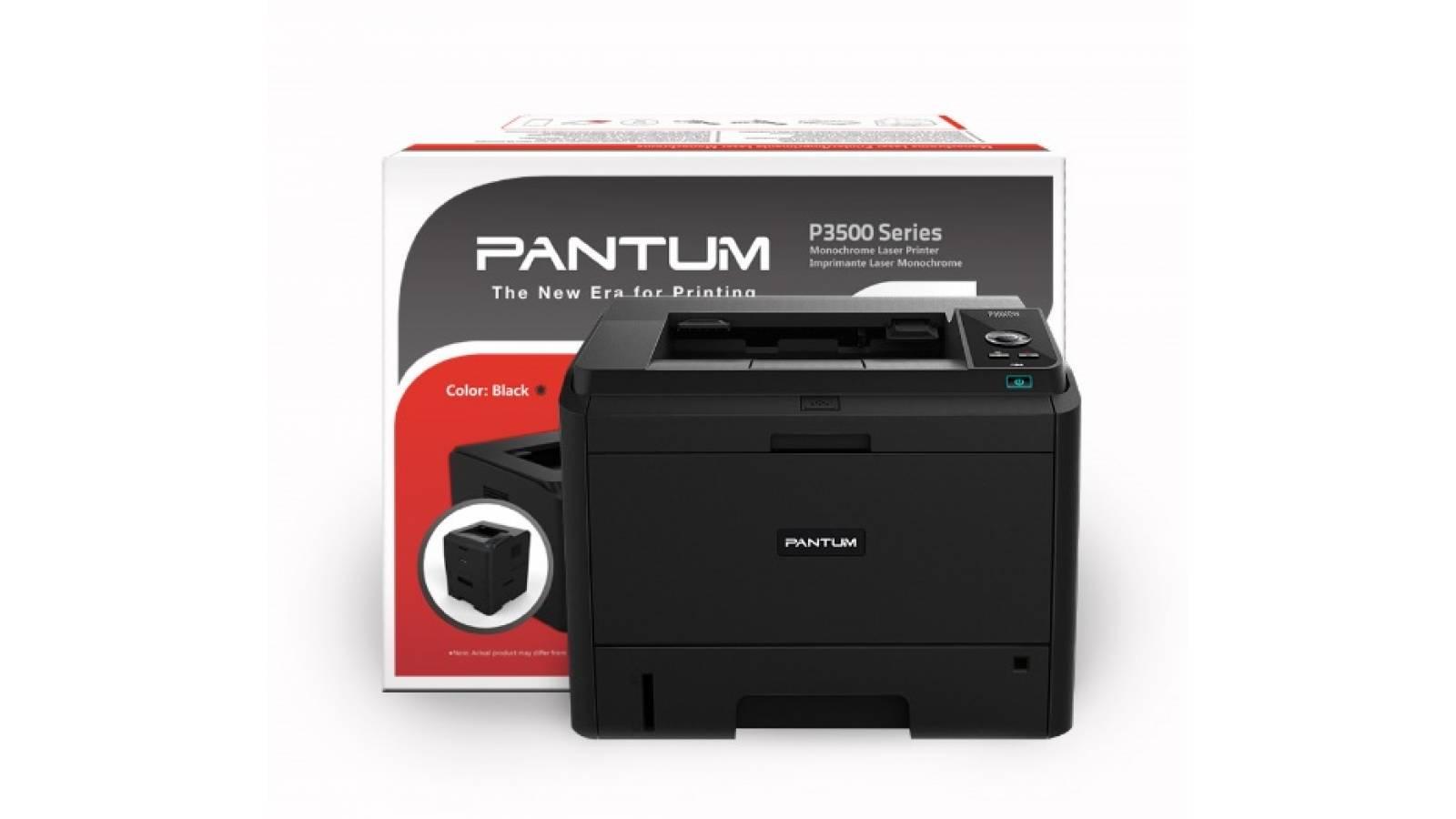 Impresora láser monocromatica Pantum P3500DW