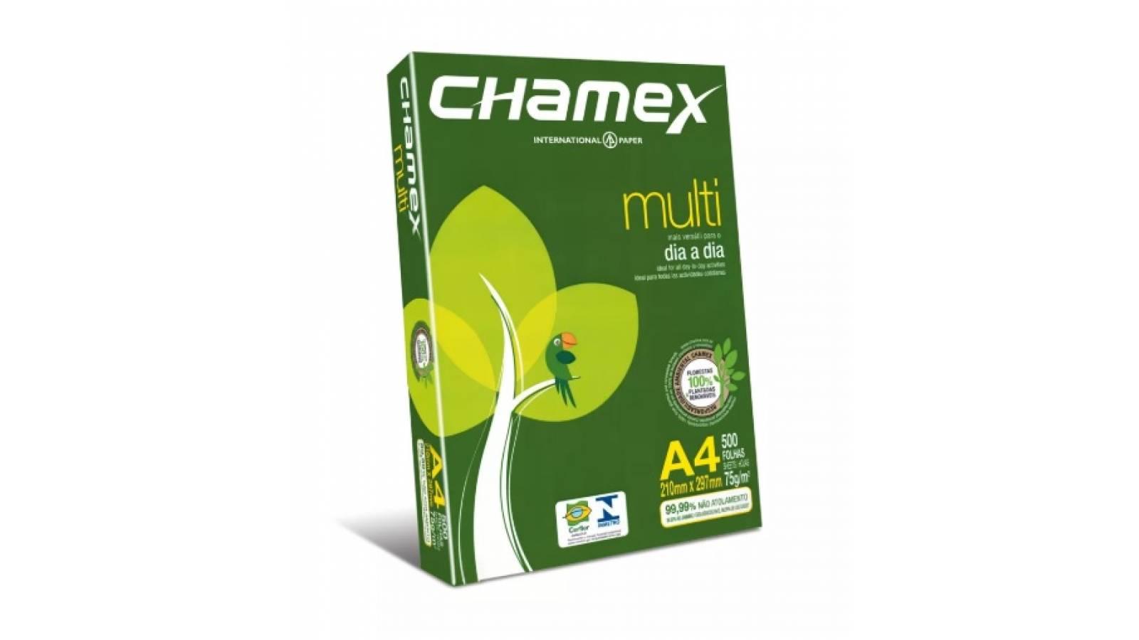 PAPEL CHAMEX PREMIUM A4 75 GRS 500 HJS