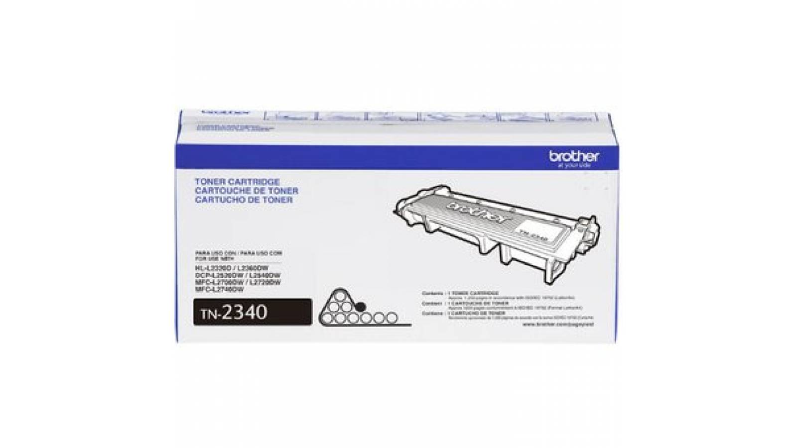 Toner Original Brother TN-2340