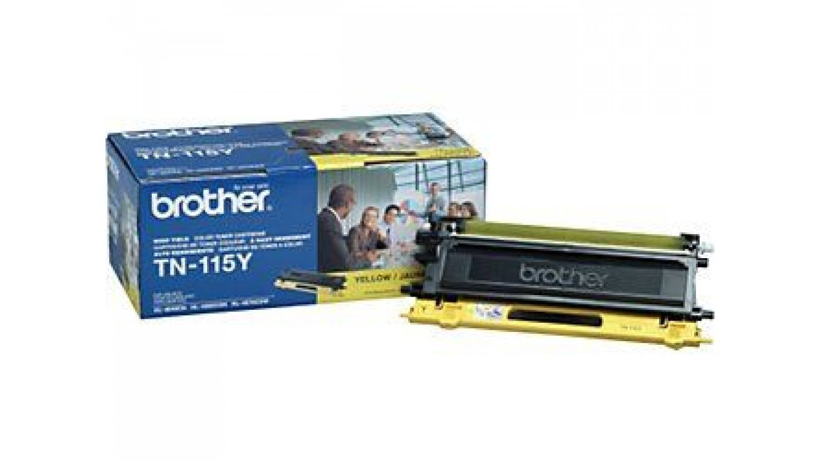 Toner Brother TN-115Y