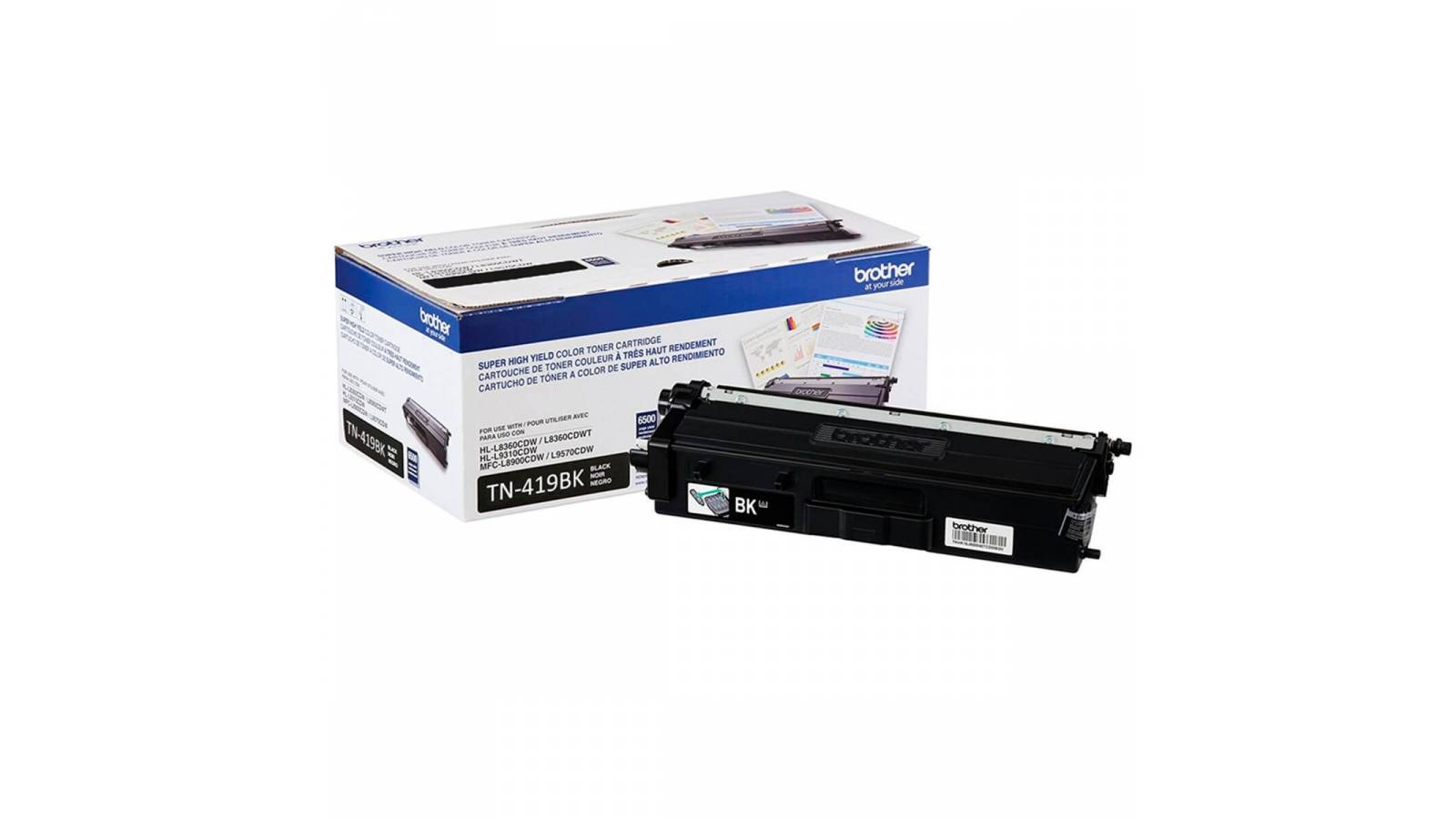 Toner Brother TN-419BK alto rendimiento