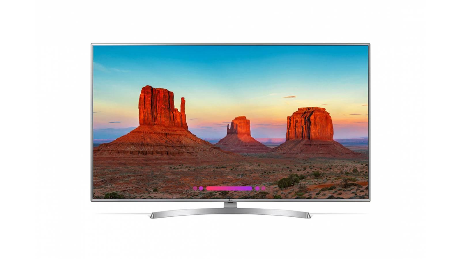 "Lg Tv 50"" UHD Smart 50UK6550PSB"