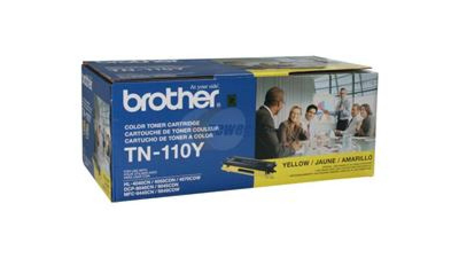 Toner Brother TN-110Y