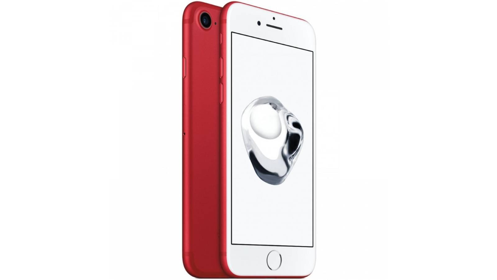 Celular Apple iPhone 7 256Gb Red