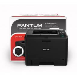 Impresora Láser Monocromática Pantum P3500DN