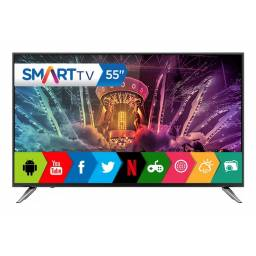 "Smart Tv Led 55"" Ultra Hd 4k Top Digital 55C1U"