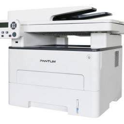 Multifuncional laser monocromatica Pantum M7105DW
