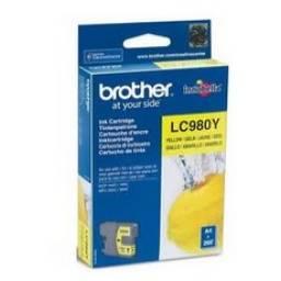 Cartucho de tinta Brother LC-980Y