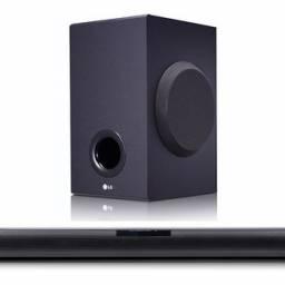 Barra de sonido inalámbrica LG SJ2 de 2.1 canales 160W