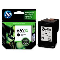 Cartucho de tinta HP Original CZ105AL (662) XL Negro