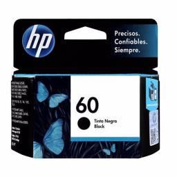 Cartucho de tinta HP Original CC640WL (60) Negro