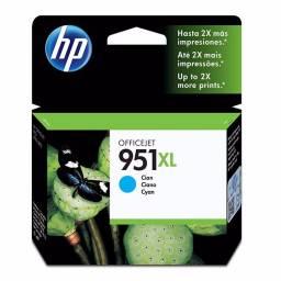 Cartucho de tinta HP Original CN046AL (951) XL Cyan