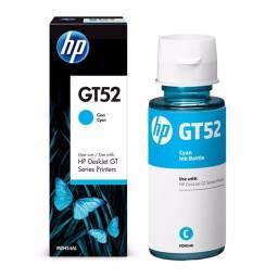 Botella de tinta Original HP GT52 Cyan alto rendimiento