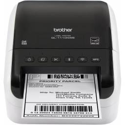Impresora de etiquetas Brother QL-1110NBW
