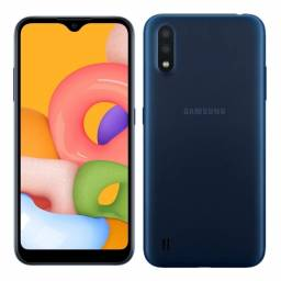 Samsung A01 SM-015 DS Blue 32-2GB