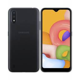 Samsung A01 SM-A015 DS Black 32-2GB