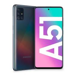 Samsung A51 SM-515 DS Black 128-4GB