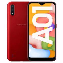 Samsung A01 SM-A015 DS Red 32-2GB