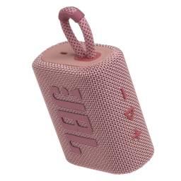 Parlante JBL GO3 PINK - Rosado c/Bluetooth