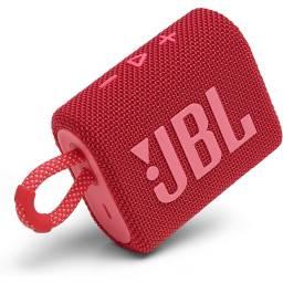 Parlante JBL GO3 RED - Rojo c/Bluetooth