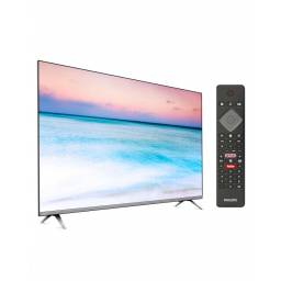 "Smart TV LED Philips 4K 50"" PUD6654/55"