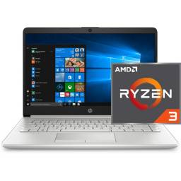 Laptop HP AMD Ryzen 3 3250U 2.6Ghz 4GB 1TB