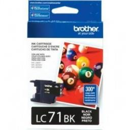 Cartucho de tinta Brother LC-71BK